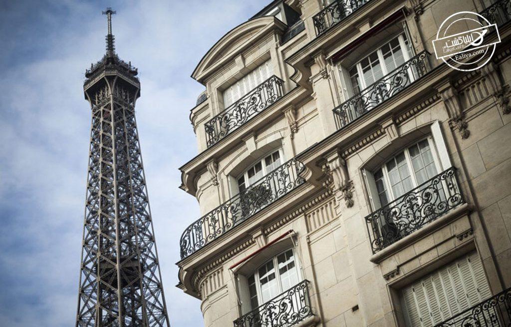 منطقه ایفل پاریس