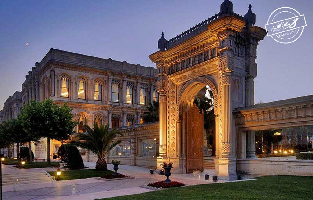 کاخ های جذاب استانبول