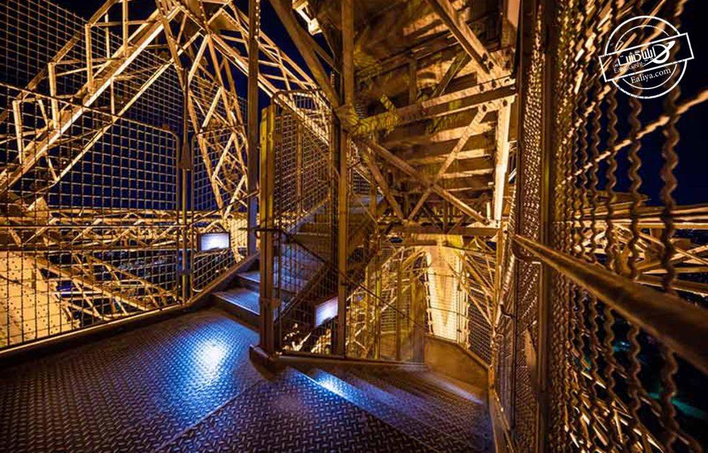 جاذبه های شهر پاریس و برج ایفل