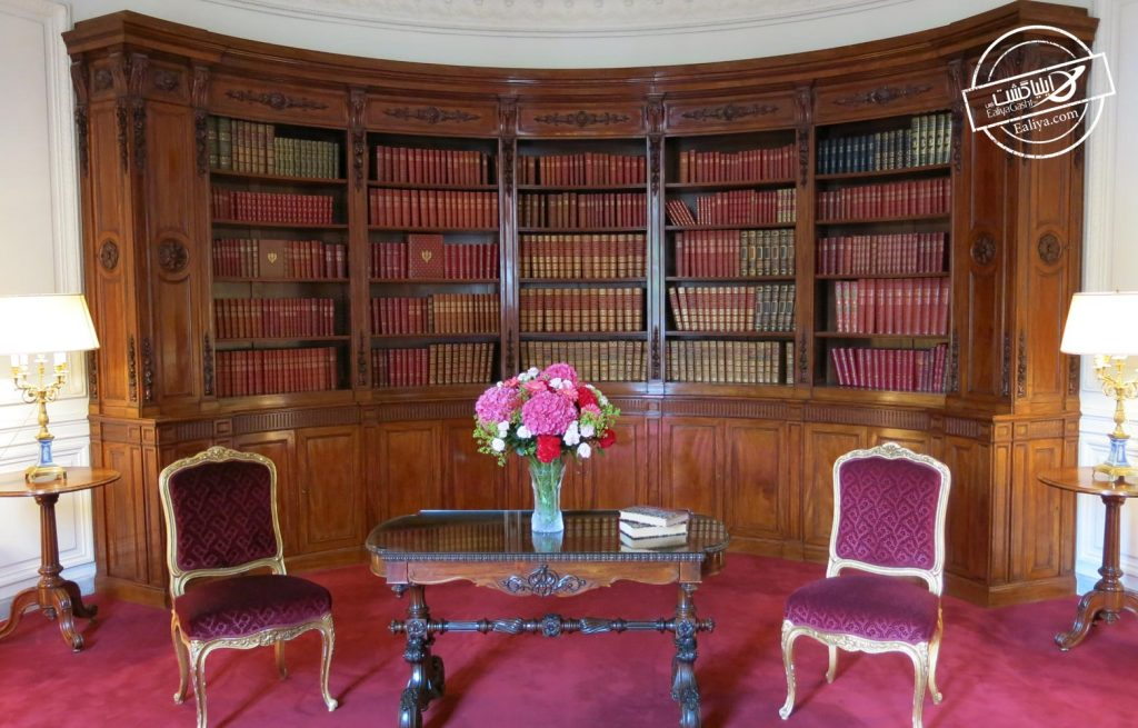 کتابخانه کاخ الیزه