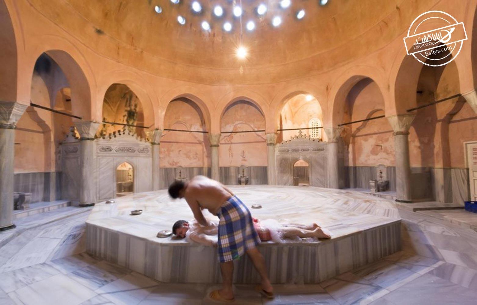 حمام های ترکی