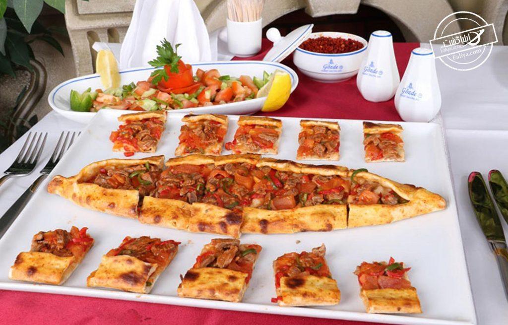 غذاهای اصیل در استانبول