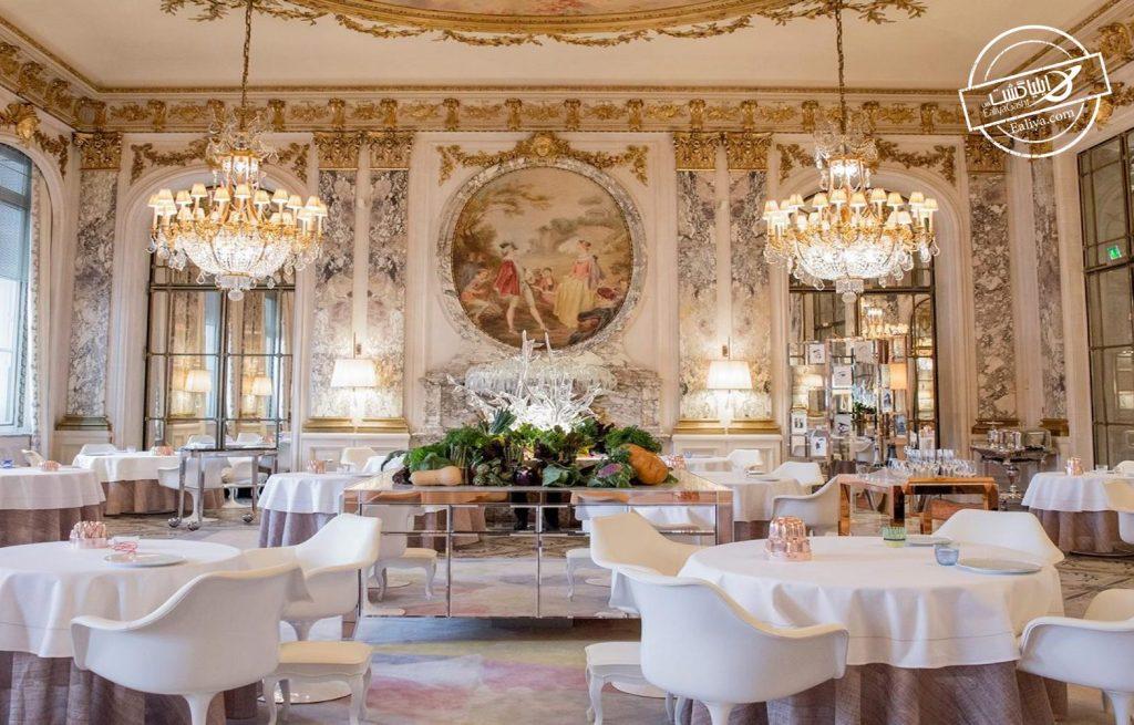 هزینه غذا در پاریس