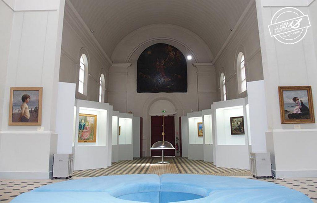 موزه اوژن بودین