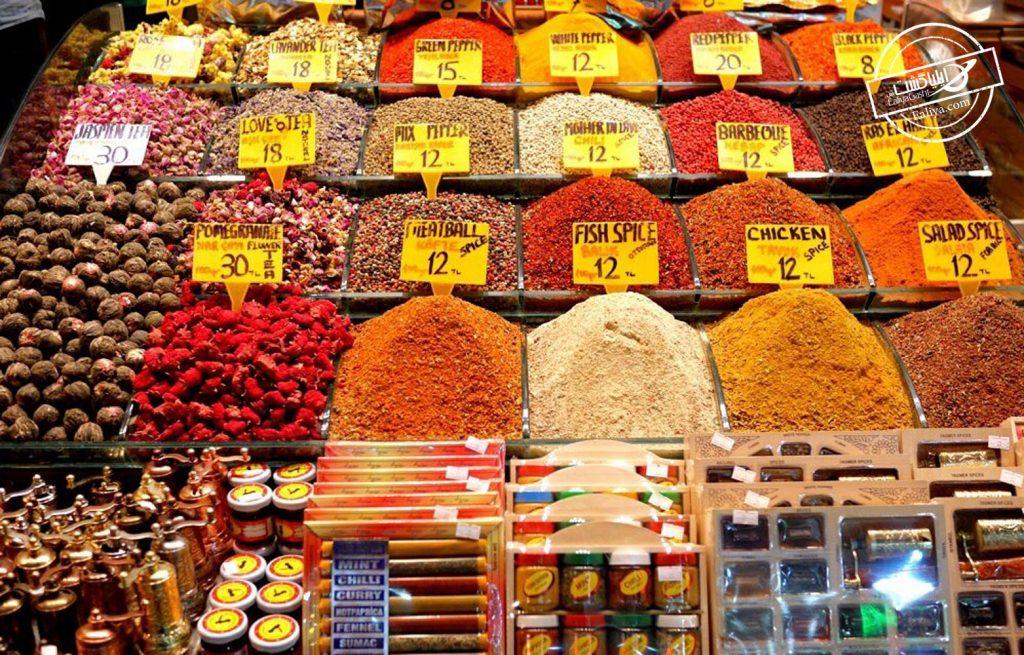 بازار مصری استانبول
