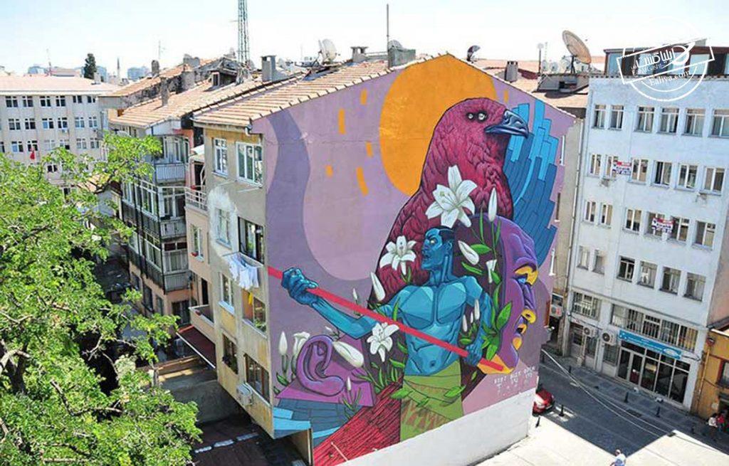 استانبول و تفریحات آن