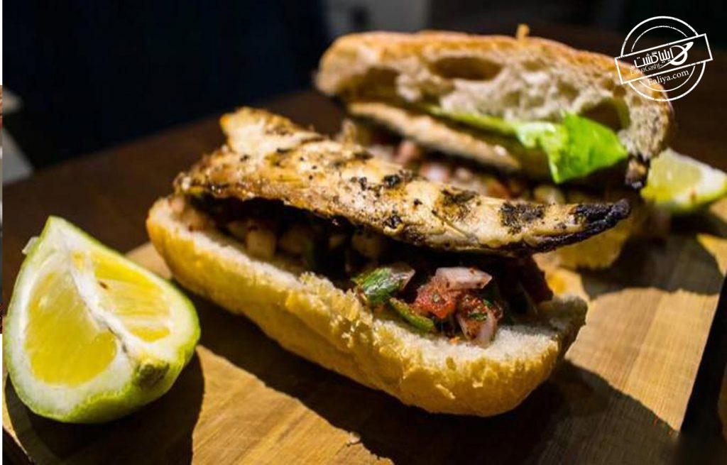 غذاهای خیابانی استانبول