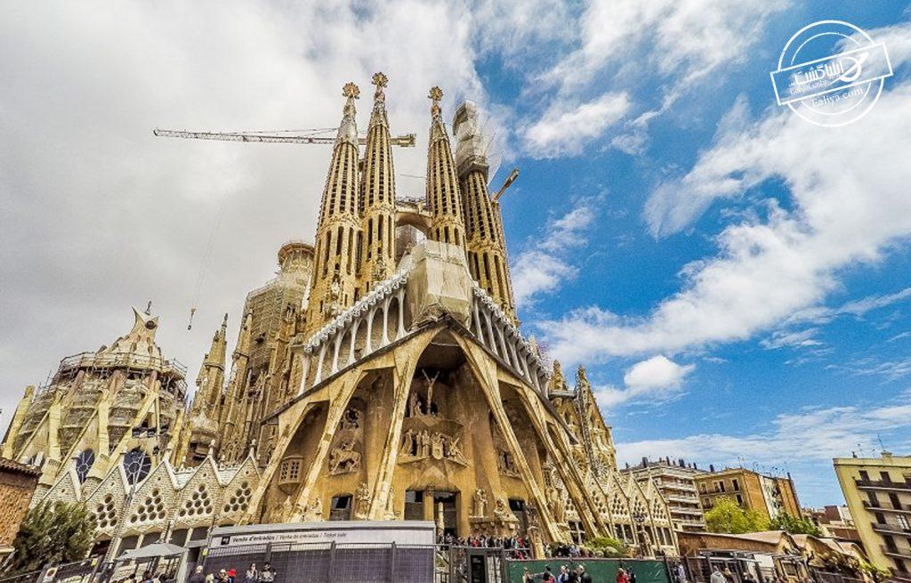 جاذبه های معروف اسپانیا