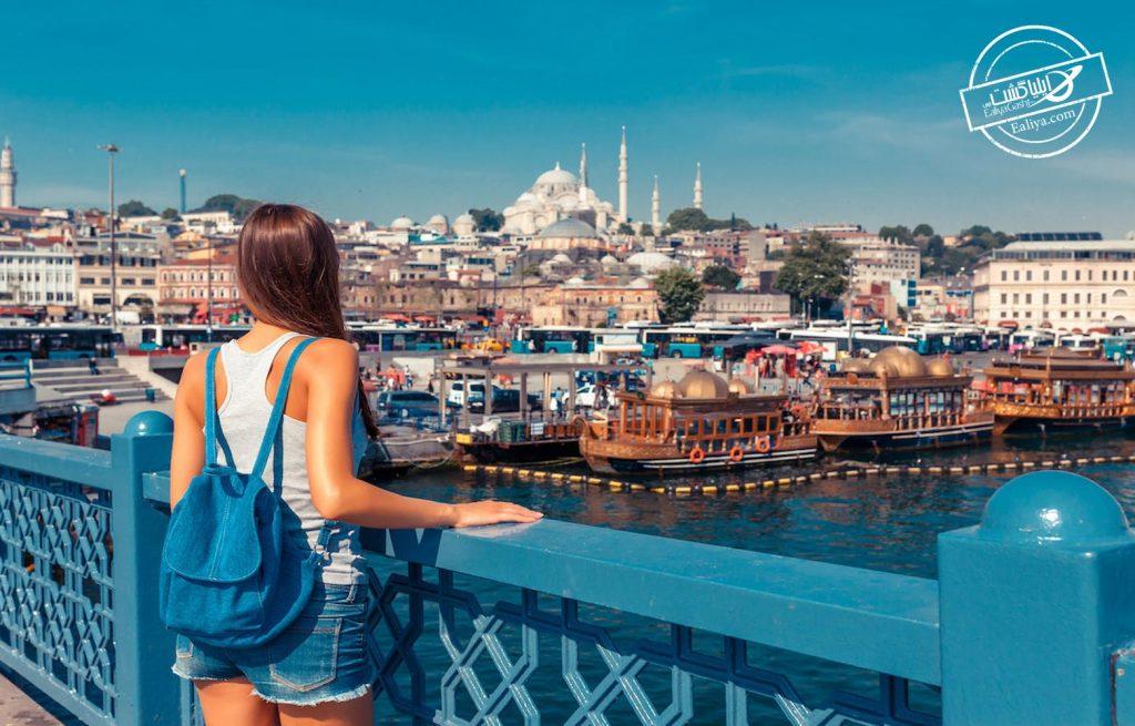 حمل و نقل عمومی استانبول