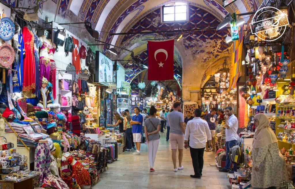 بازار بشیکتاش استانبول