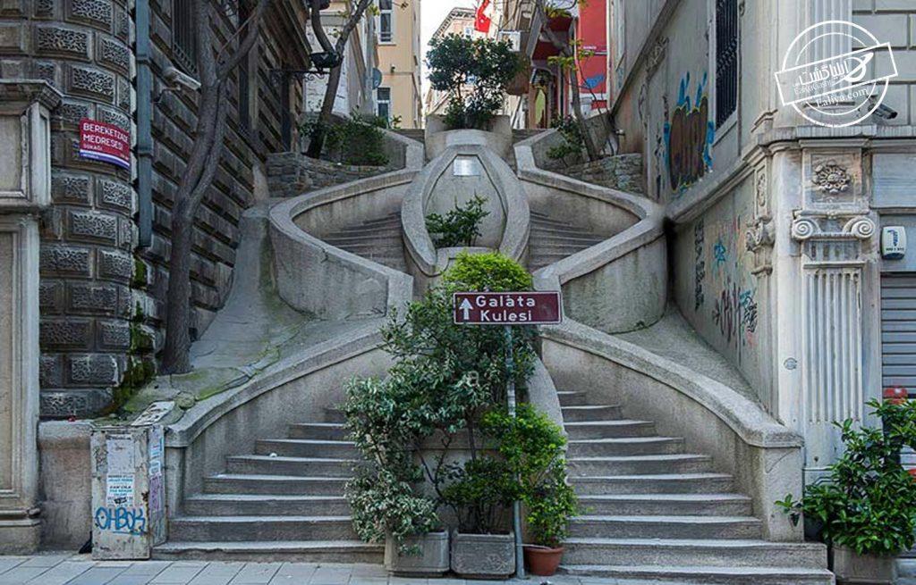 دیدن خیابان های معروف استانبول