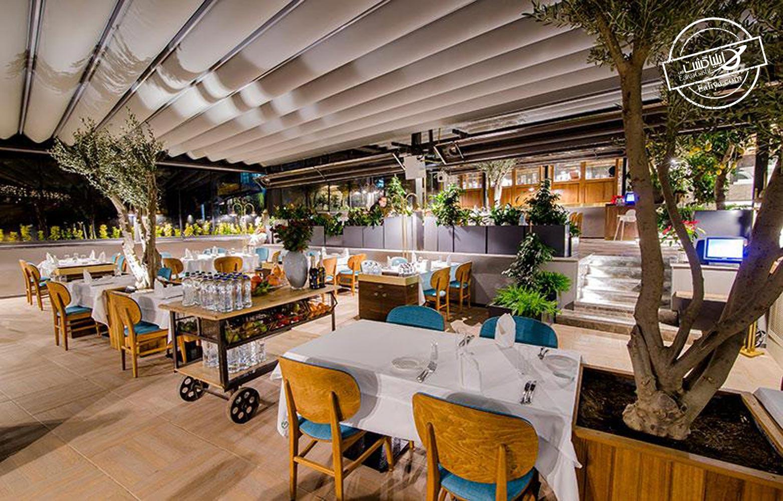 رستوران های آنکارا