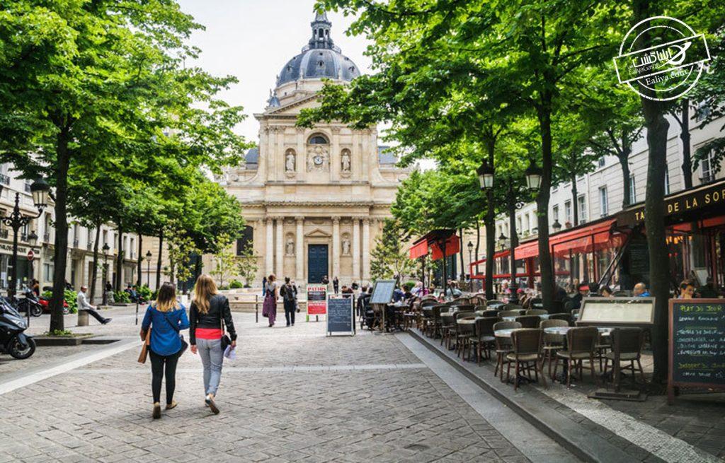مناطق خاص پاریس