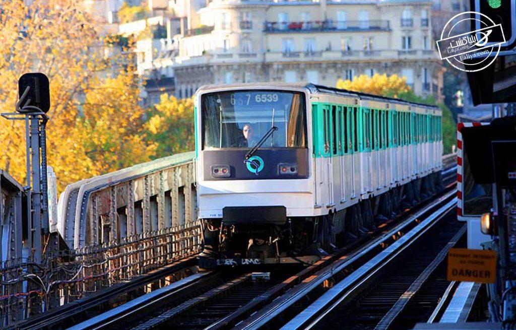 فرانسه پایتخت محبوب