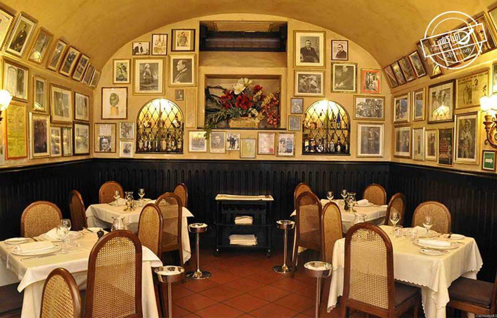 رستوران ایتالیایی سورنتو