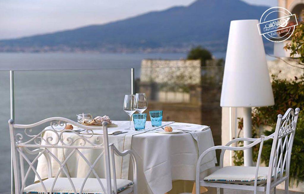 رستوران های سورنتو ایتالیا