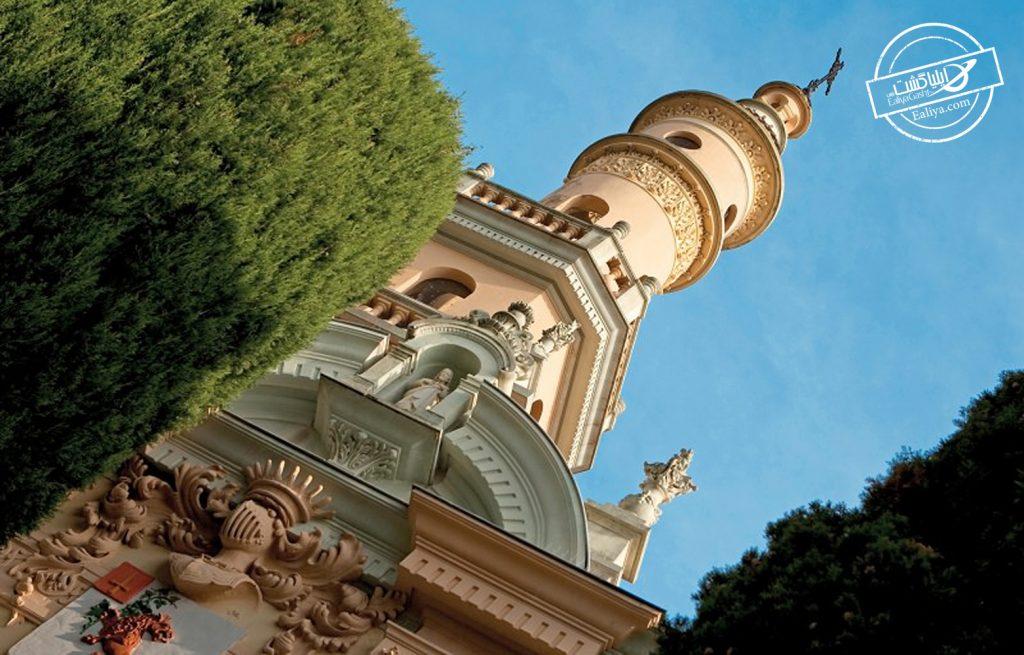 کلیسای دیدنی کن فرانسه