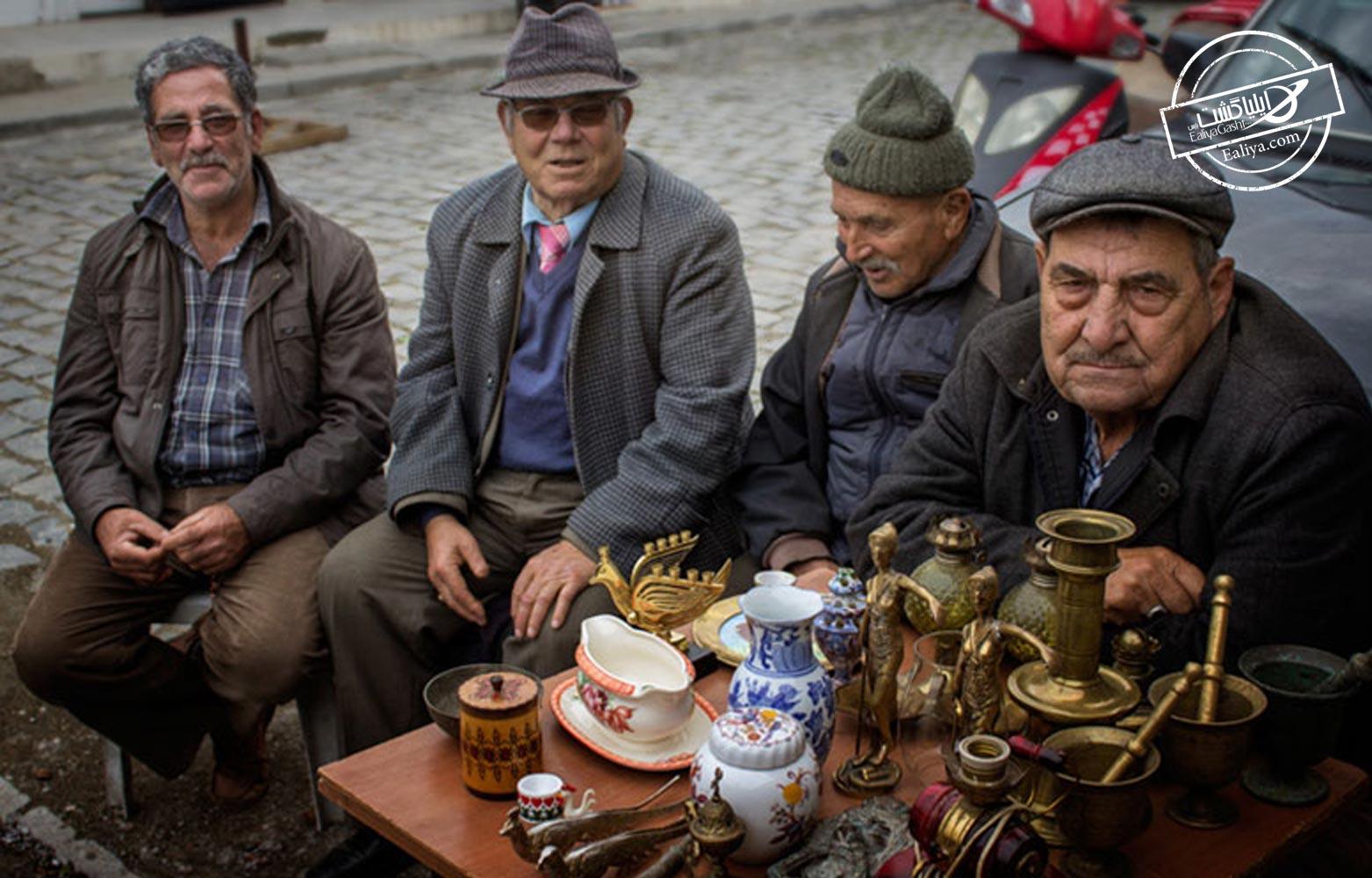 فرهنگ و رسوم مردم ترکیه