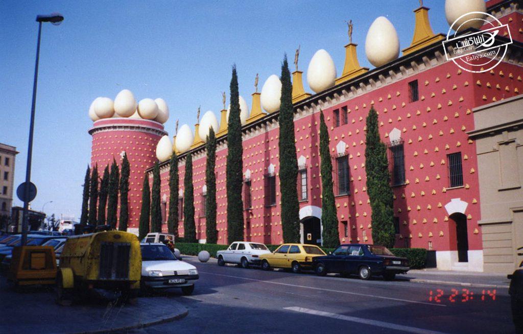 موزه و تئاتر دالی در فیگرس