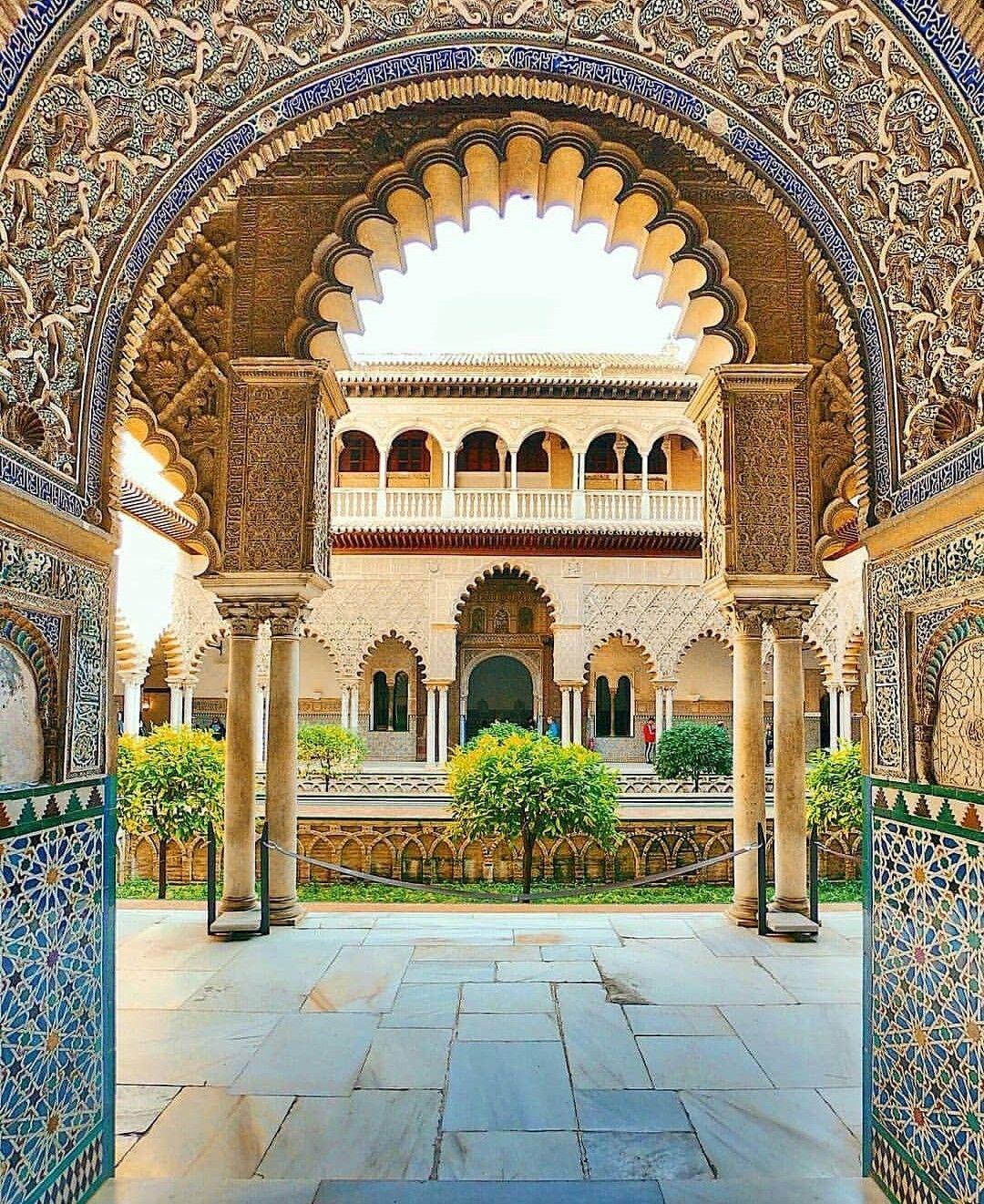 تاریخچه قصر آلکازار