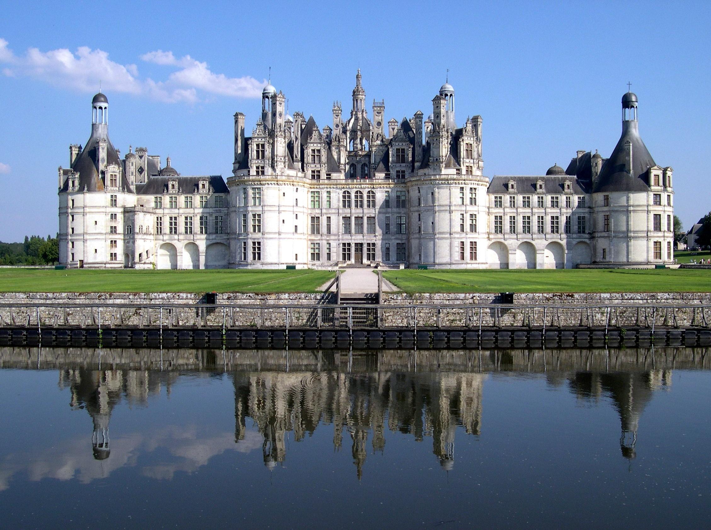 قلعه شامبورد فرانسه