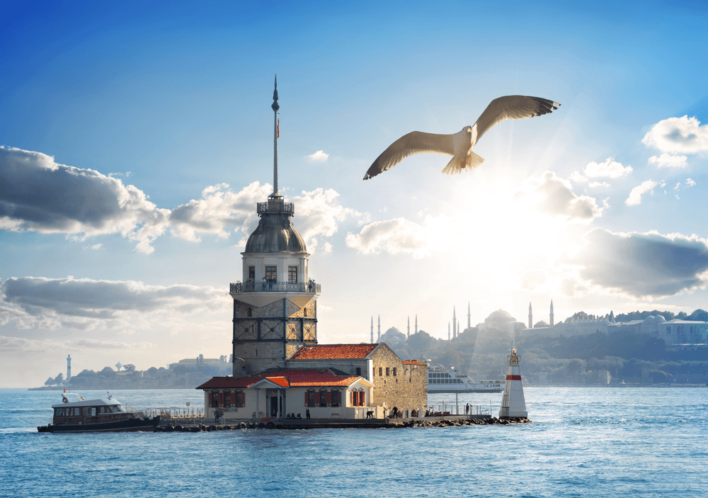 همه چیز درباره برج دختر استانبول