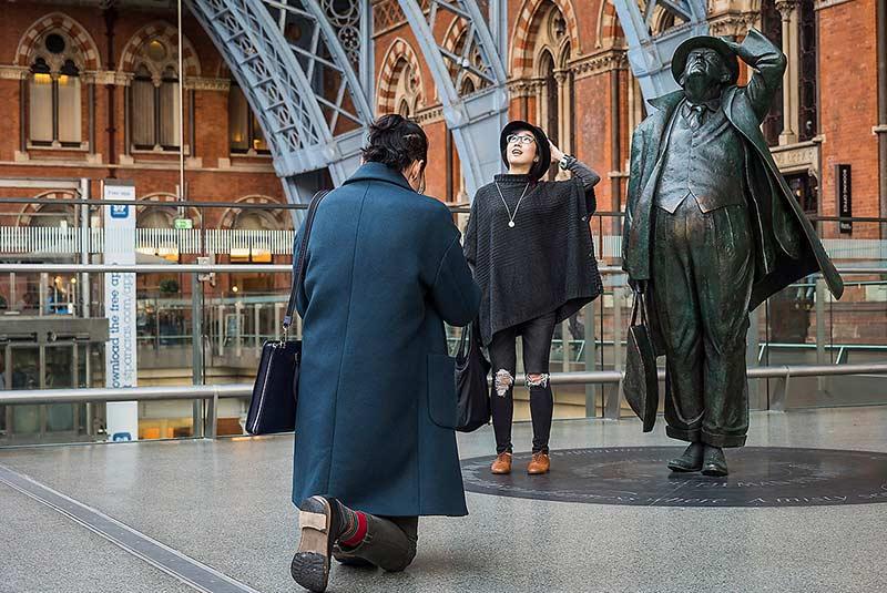 ایستگاه قطار لندن