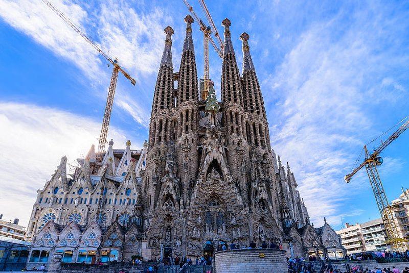 معروف ترین جاذبه های اسپانیا