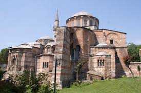 کلیسای کورای استانبول