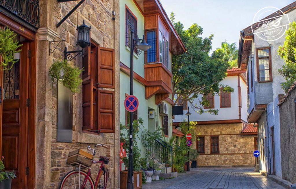 شهر قدیم آنتالیا
