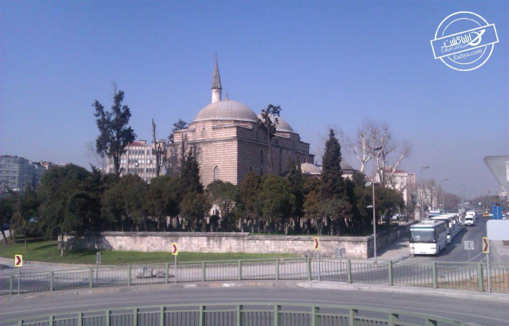 مسجد تکلی پاشا