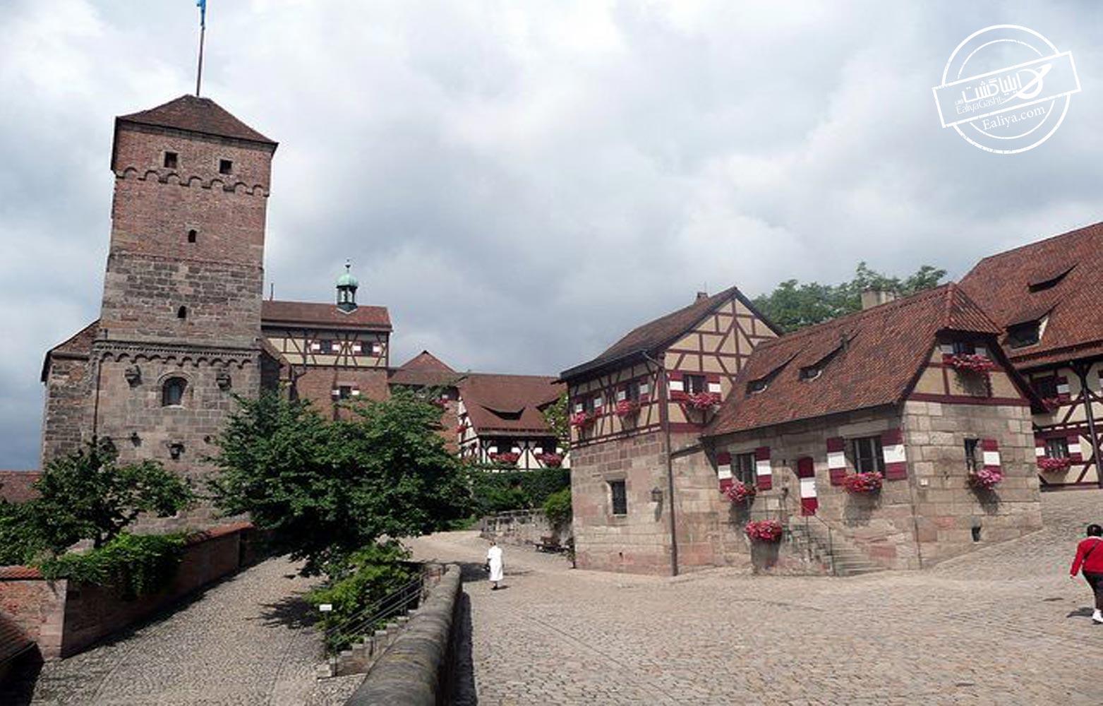 قلعه قدیمی نورنبرگ