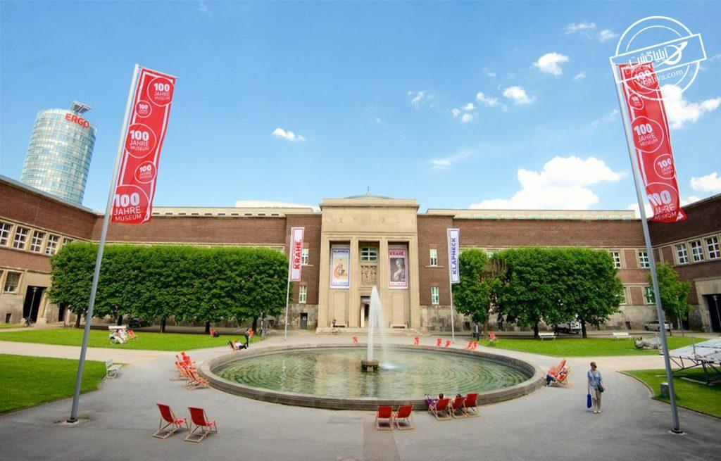 موزه کونست پلست آلمان