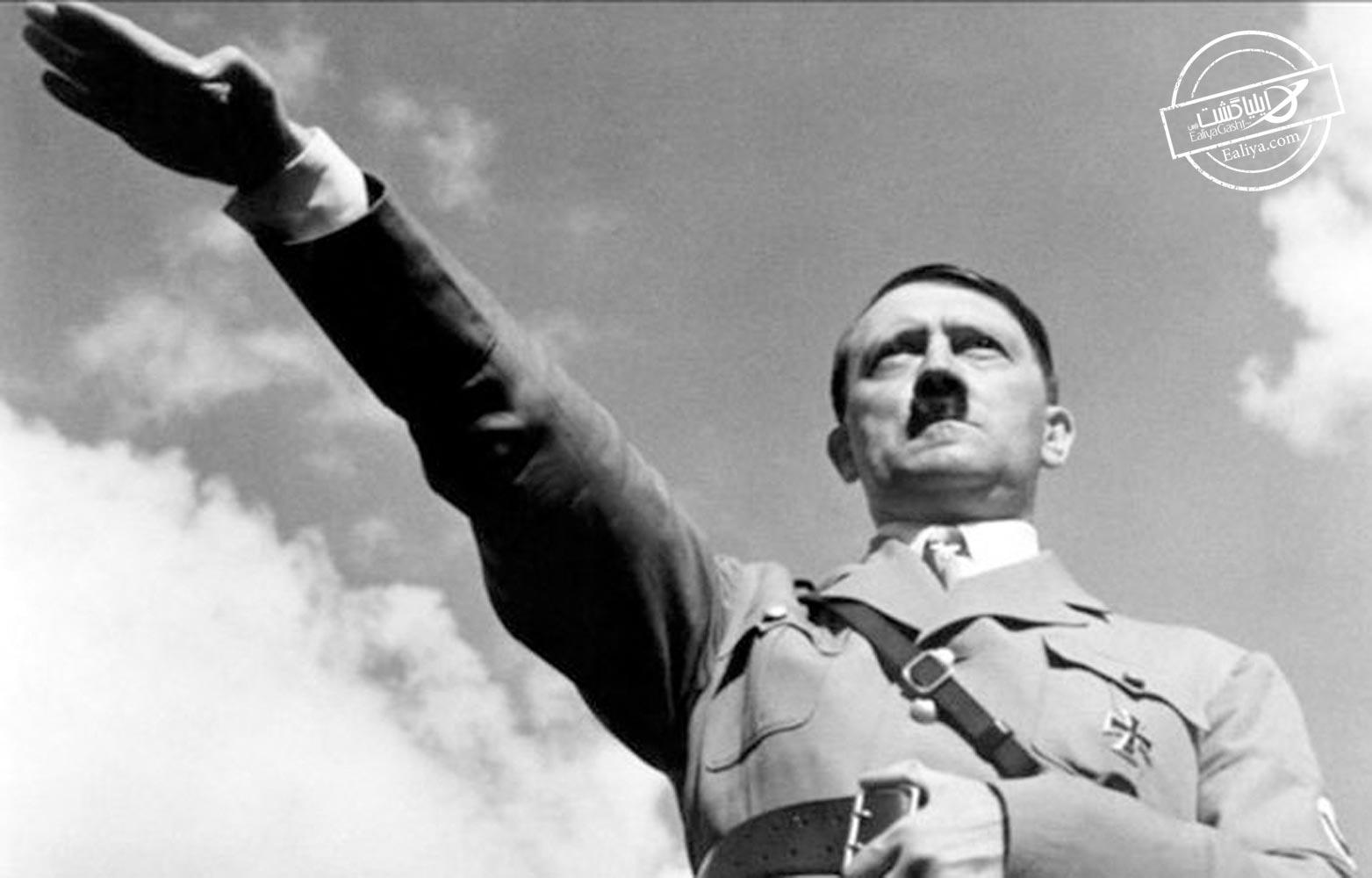 جنگ جهانی دوم و هیتلر