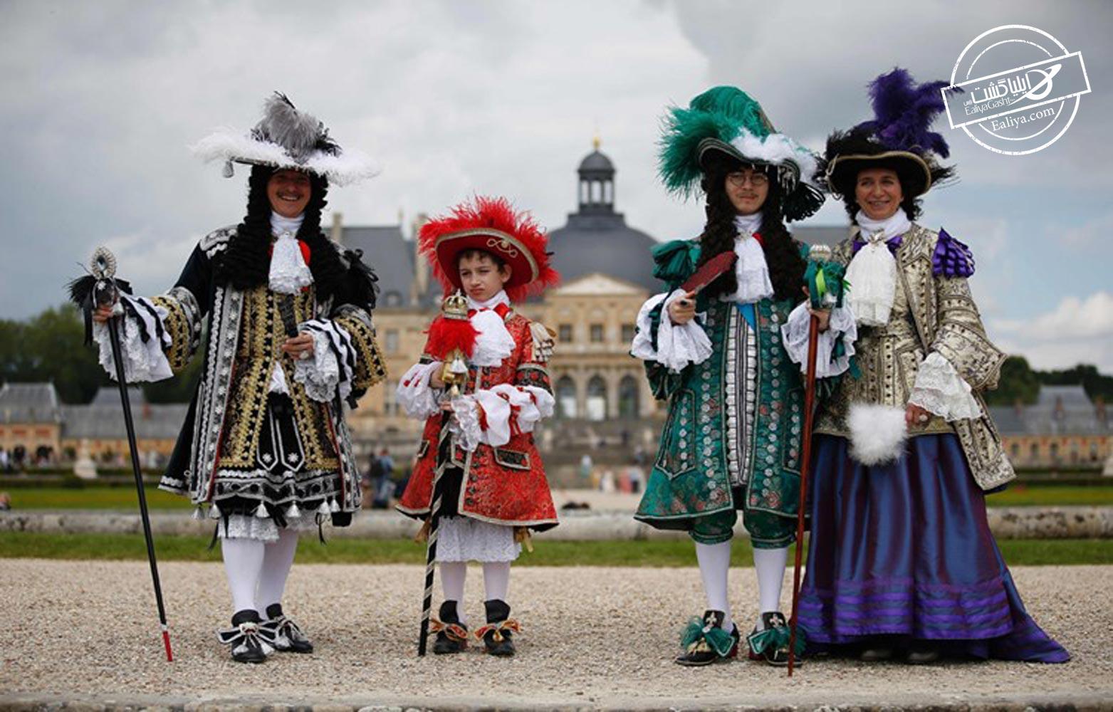 معرفی رسم و رسومات اتریش