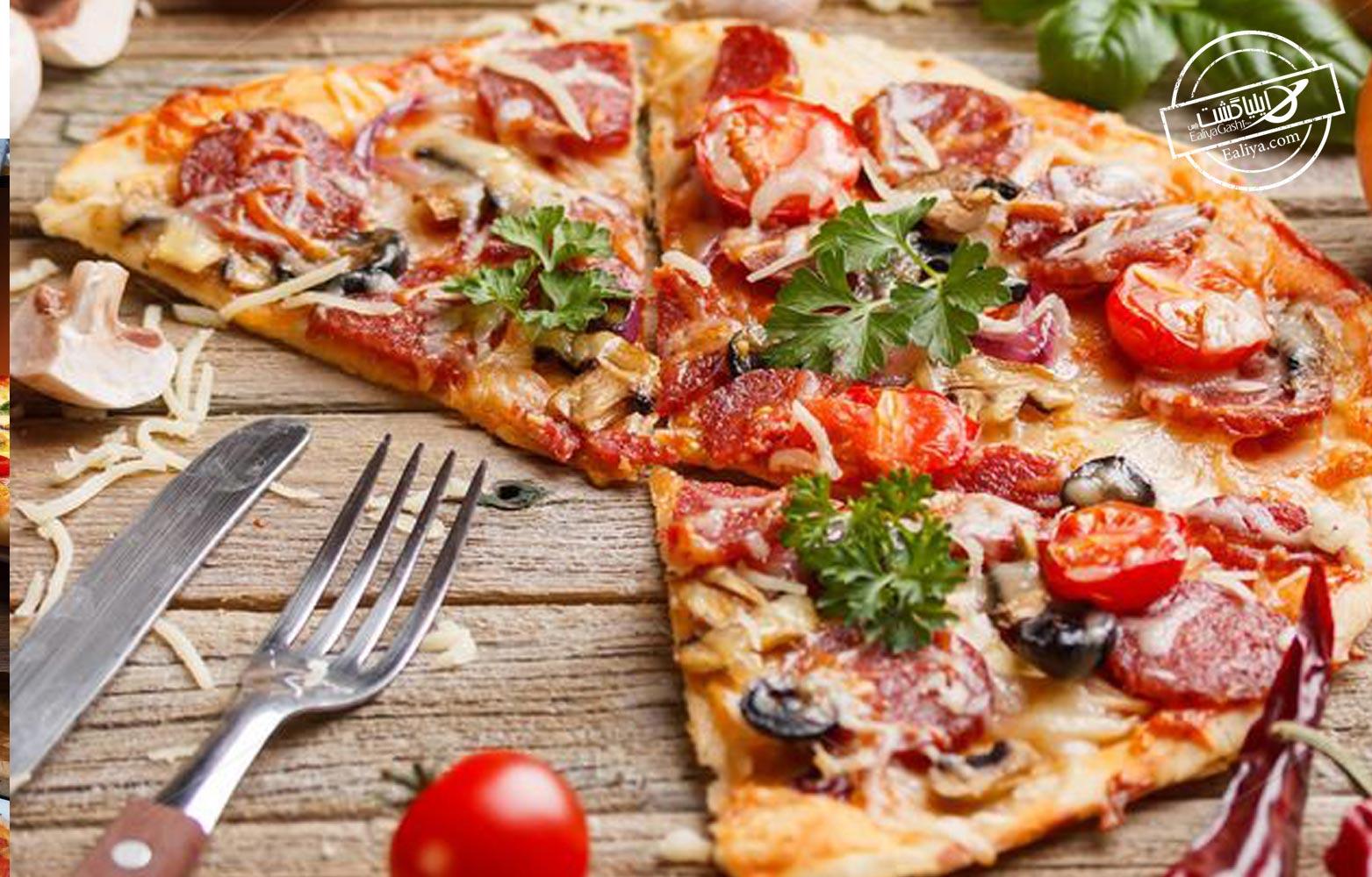محبوبترین پیتزای ایتالیا