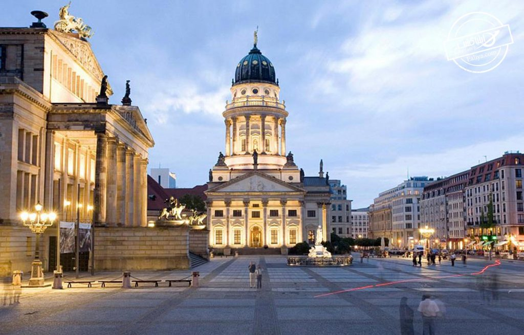 دیدنی ها و جاذبه های برلین