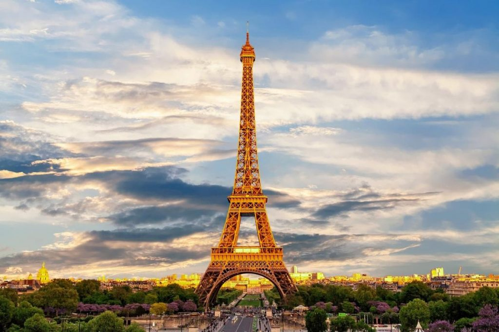 فرانسه پایتخت گردشگری دنیا