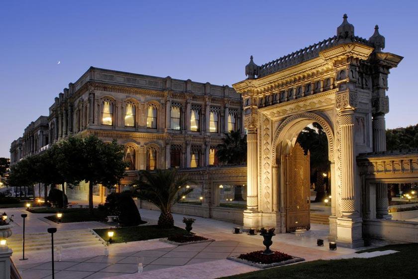 کاخ های دیدنی استانبول