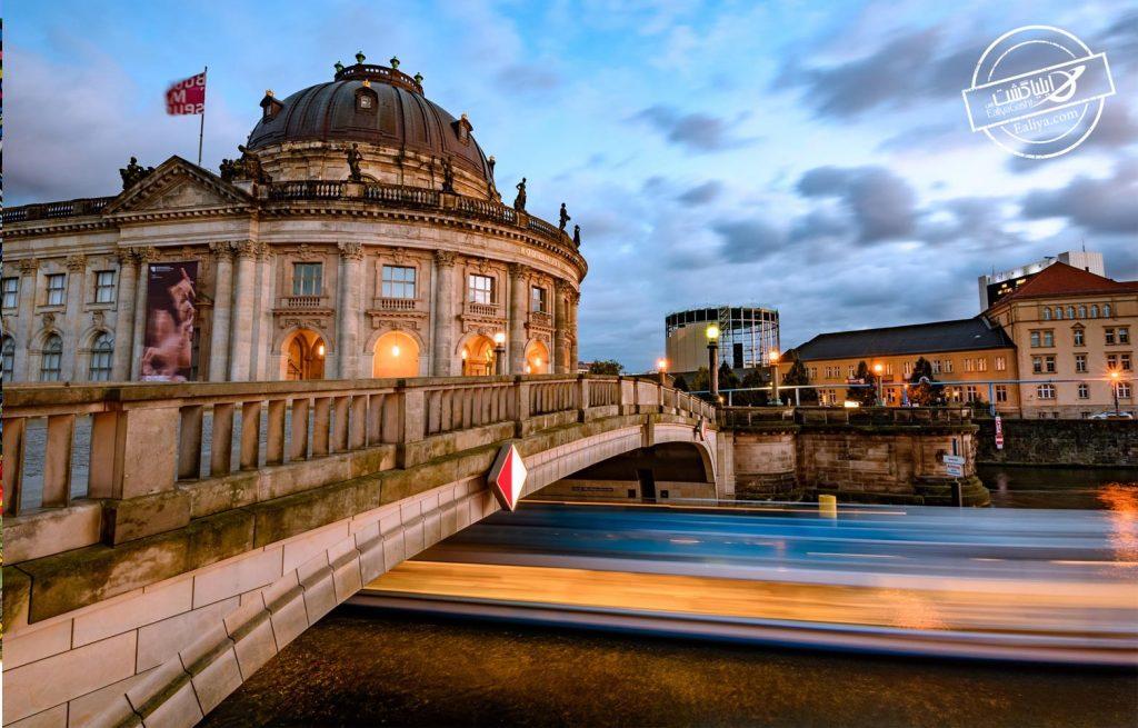 جاذبه های شهر برلین