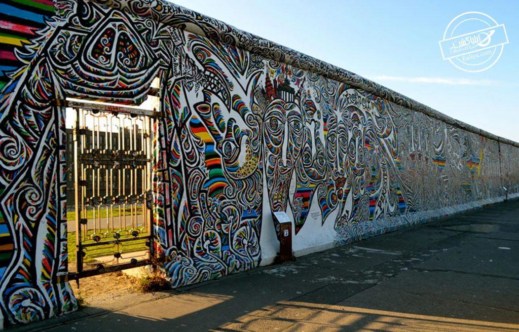 جاذبه های شگفت انگیز برلین