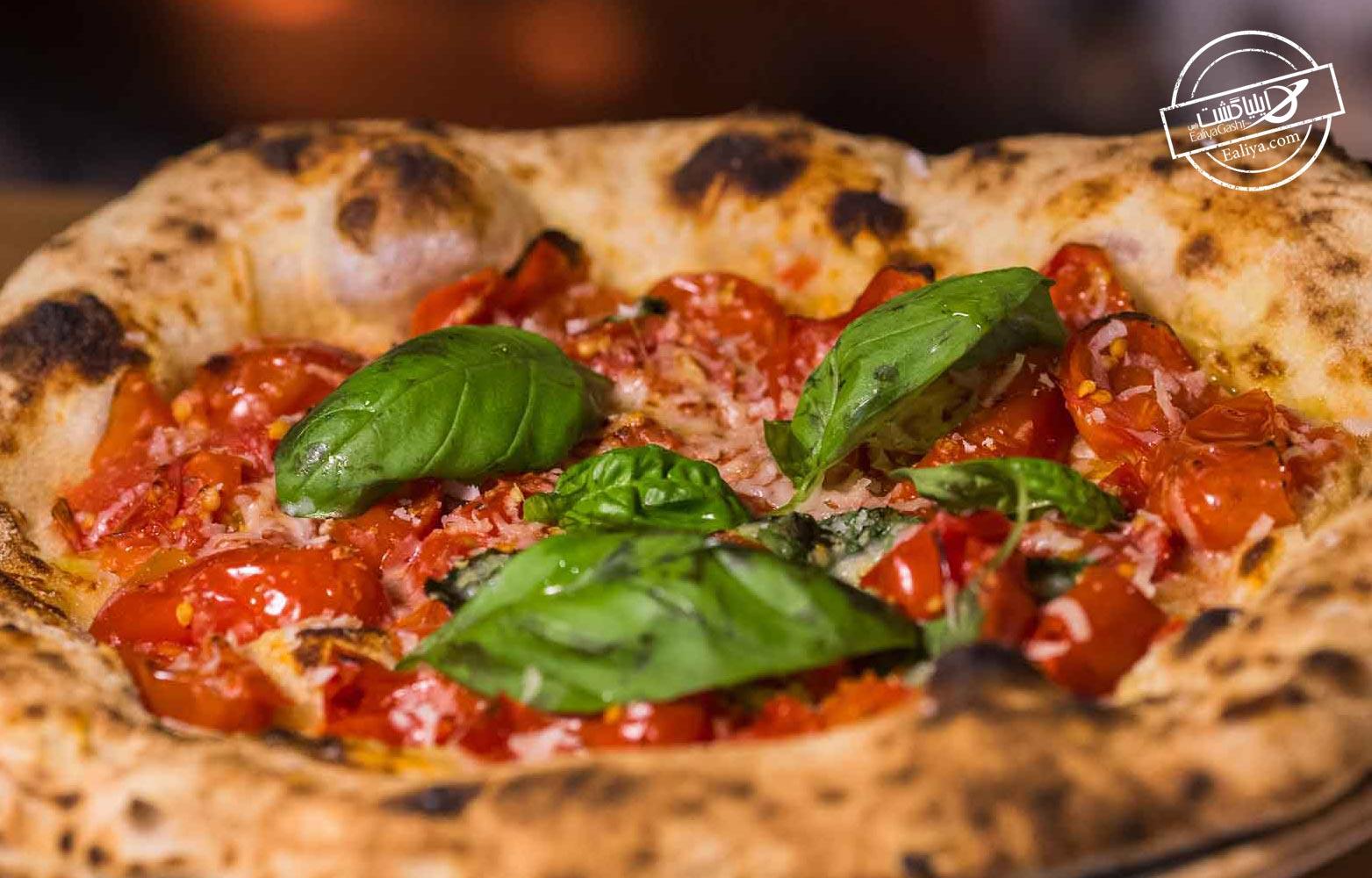 بهترین پیتزای ایتالیا