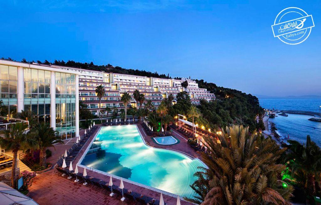 هتل وساحل آنتالیا