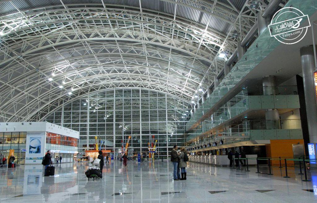 فرودگاه بین المللی شهر ازمیر