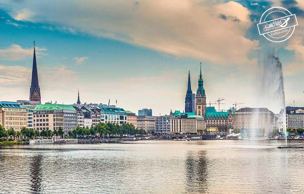 گردشگری در شهر هامبورگ