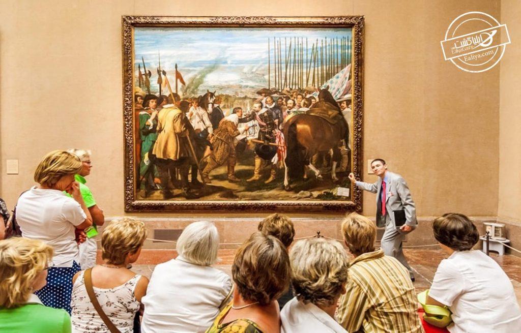 موزه های کشور اسپانیا