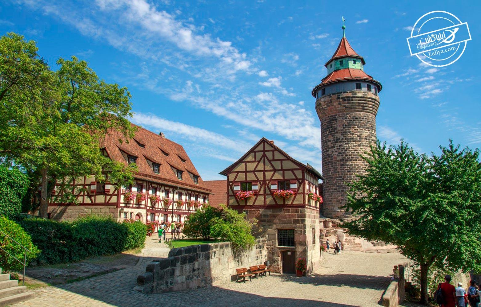 قرون وسطی و قلعه نورمبرگ