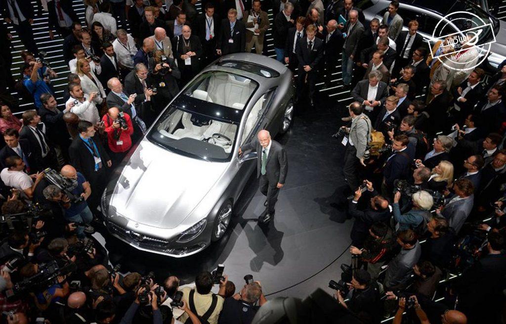 نمایشگاه خودرو در آلمان