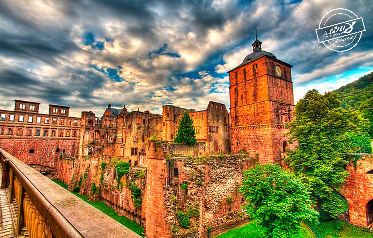 قلعه هایدلبرگ