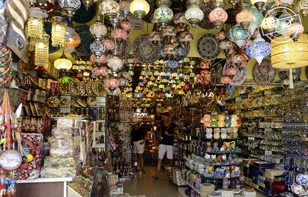بازارهای سنتی آنتالیا